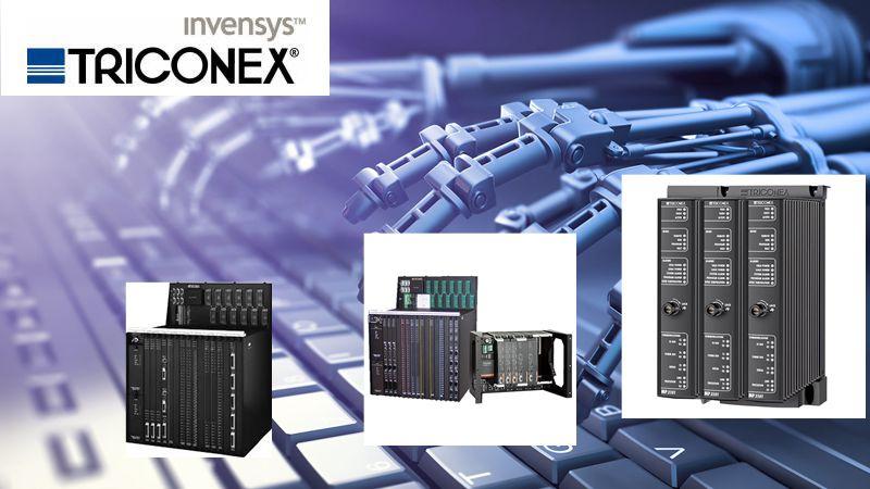 Triconex TCM4351B Triconex I O Cards