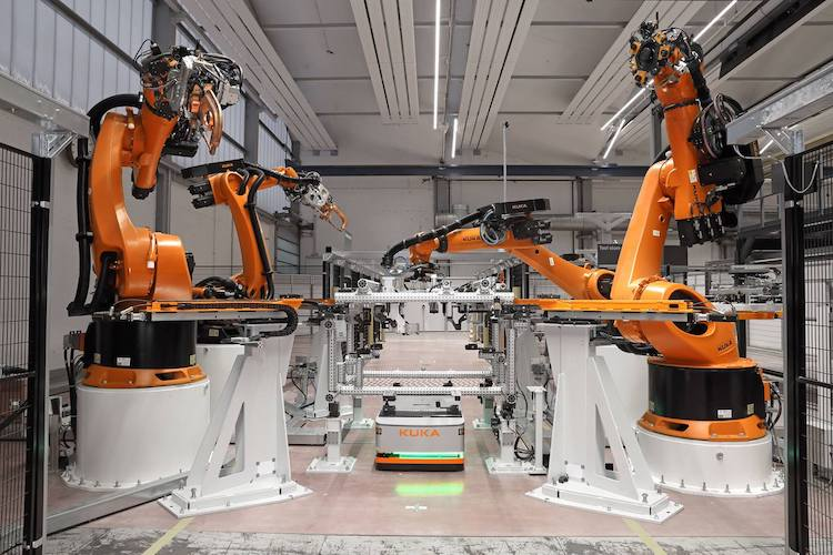 Kuka launches new robotic cell with pre-configured applications